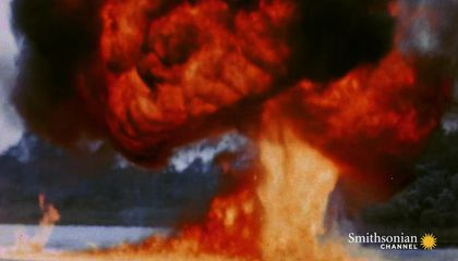 How Napalm Bombs Intensified U.S. Attacks During WWII