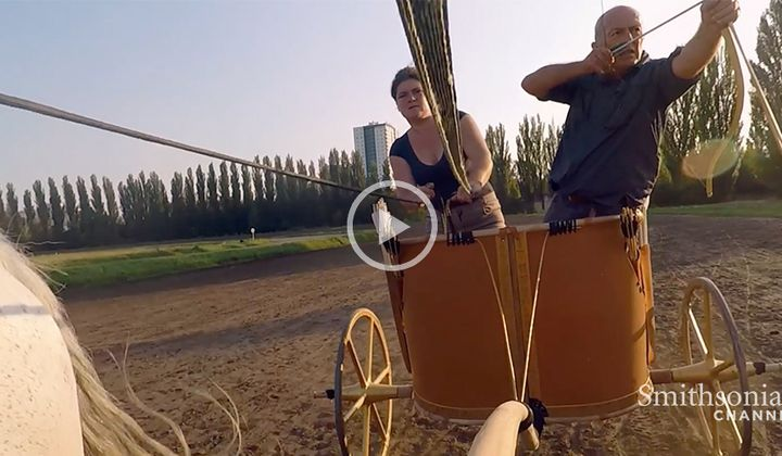 Why the Two-Wheel Chariot Was So Effective in Ancient Battles