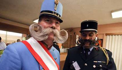 The World Beard And Moustache Championships: Where the Competition Gets Hairy