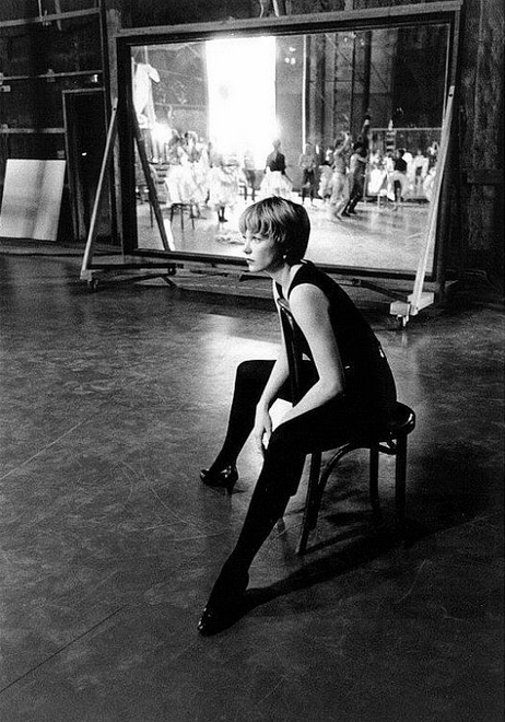 Shirley MacLaine by Bob Willoughby, 1959