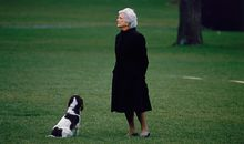 Smithsonian Curators Reflect on How Barbara Bush Will Be Remembered