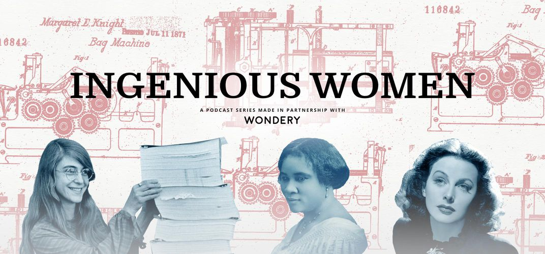 Caption: Ingenious Women: Inventors Who Changed the World