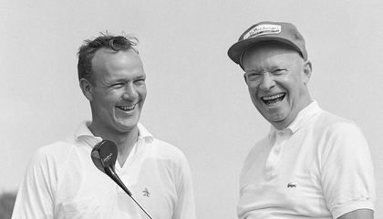 How Arnold Palmer and President Eisenhower Made Golf the Post-War Pastime