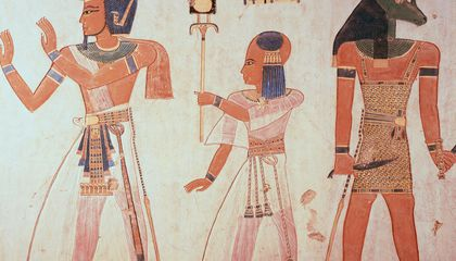 CT Scan Shows Pharoah Ramesses III Was Murdered by Multiple Assassins