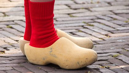 Only 30 Dutch Wooden Shoe Makers Remain