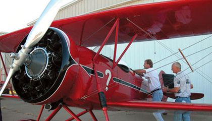 People and Planes of Creve Coeur
