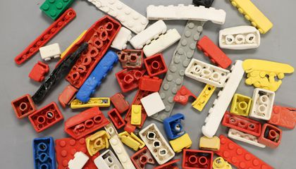 Lego Pieces Could Last for 1,300 Years in Marine Environments