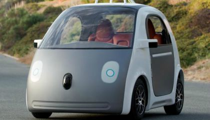 Cabs of the Future Won't Have Drivers