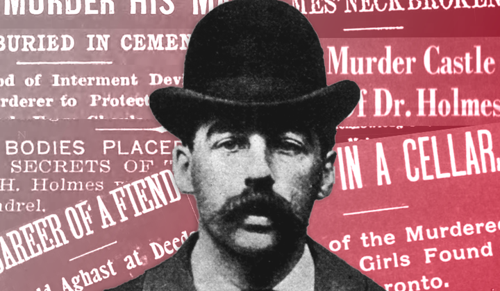 Who Was Serial Killer H.H. Holmes?