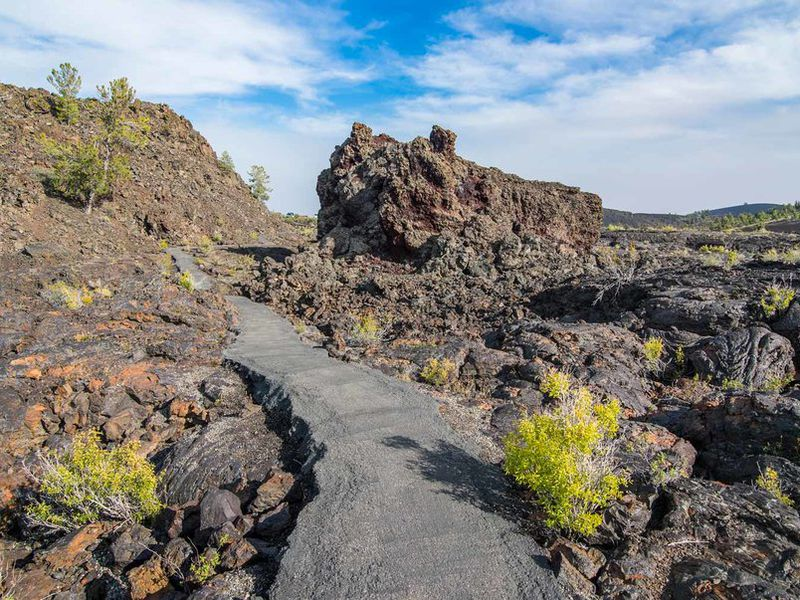 Craters of the Moon State Park, Idaho