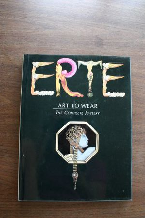 Preview thumbnail for video 'Erte: Art to Wear: The Complete Jewelery