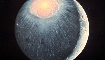 Cataclysmic Events on the Moon