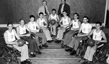 The Paralyzed World War II Veterans Who Invented Wheelchair Basketball