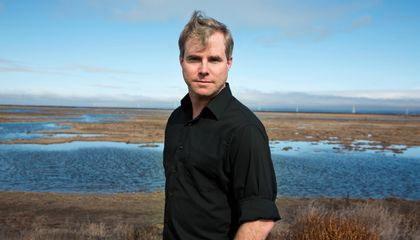 Andy Weir, Author of The Martian