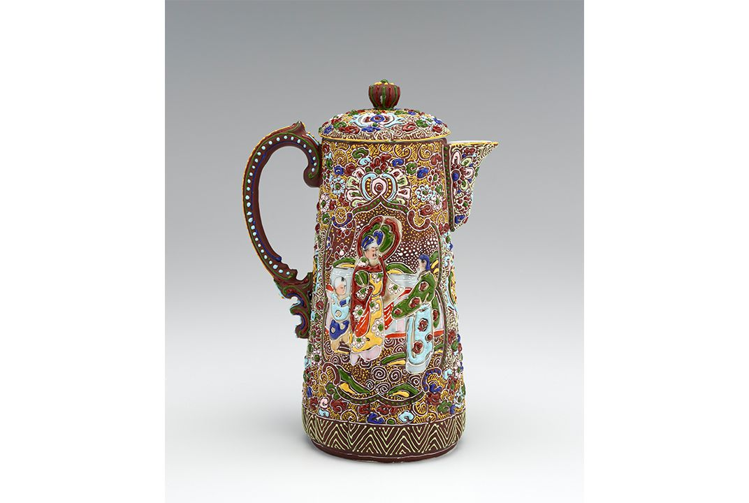 A Brief History Of The Chocolate Pot At The Smithsonian
