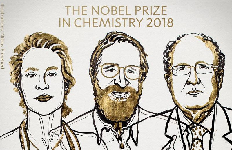Illumina board director Frances Arnold shares Nobel Prize in chemistry