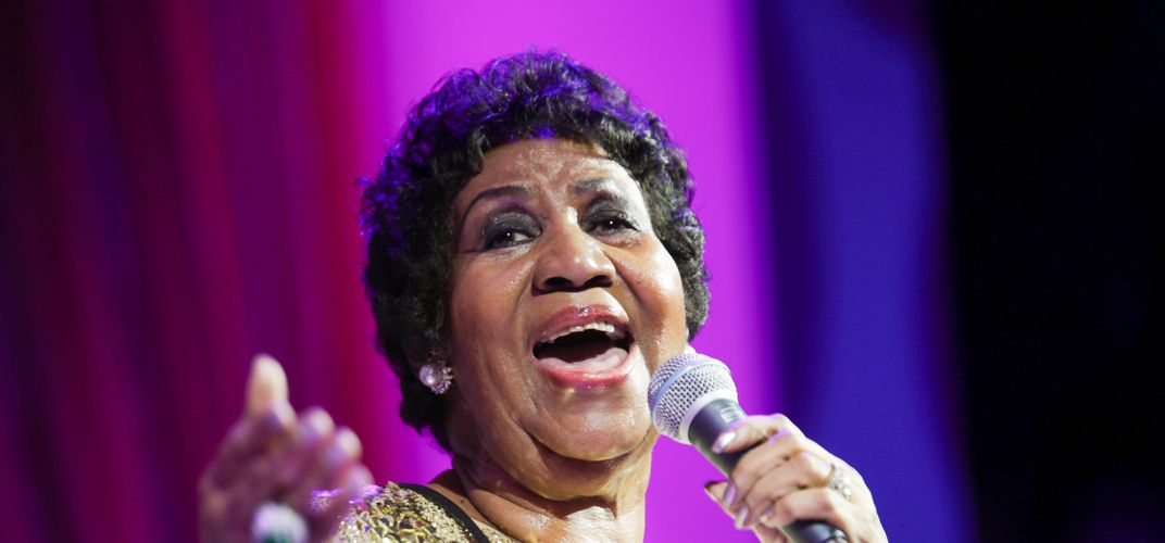 Caption: Aretha Franklin's Legacy Lives at the Smithsonian