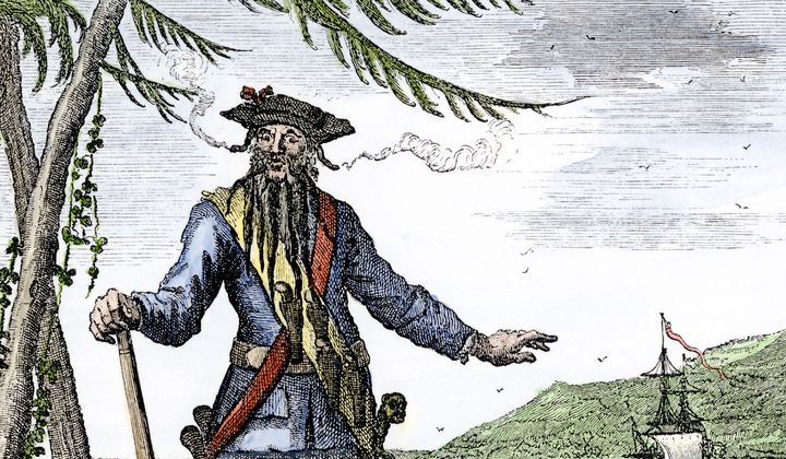 What's the Real Story of Blackbeard?