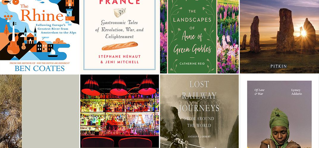 Caption: The Ten Best Books About Travel of 2018