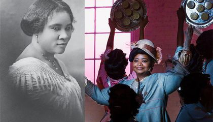 Madam C.J. Walker Gets a Netflix Close-Up