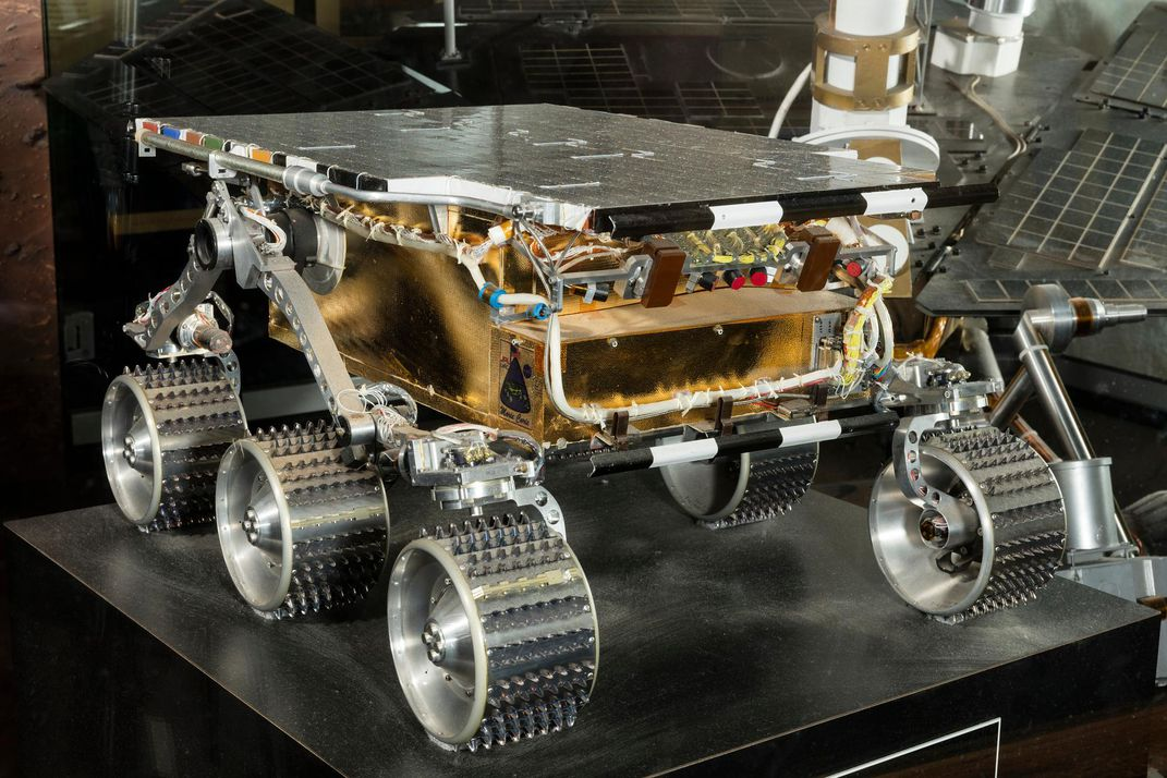Marie Curie rover