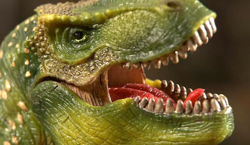 Here's How Plastic Toy Dinosaurs are Made | Smart News
