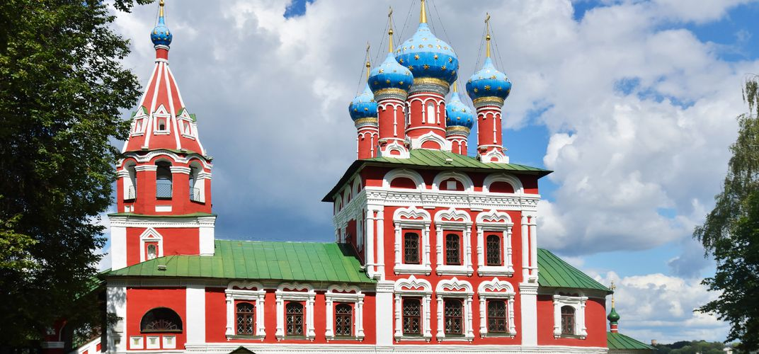 Church of St. Dmitry on the Blood, Uglich