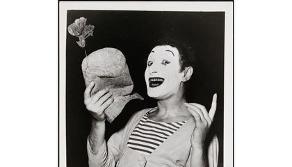 The Mime Who Saved Kids From the Holocaust