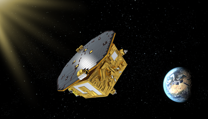 A Spacecraft Just Measured Movement Less Than the Width of an Atom