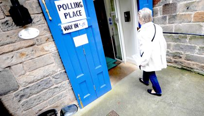 With Record Turnout In Referendum, Scotland Votes No