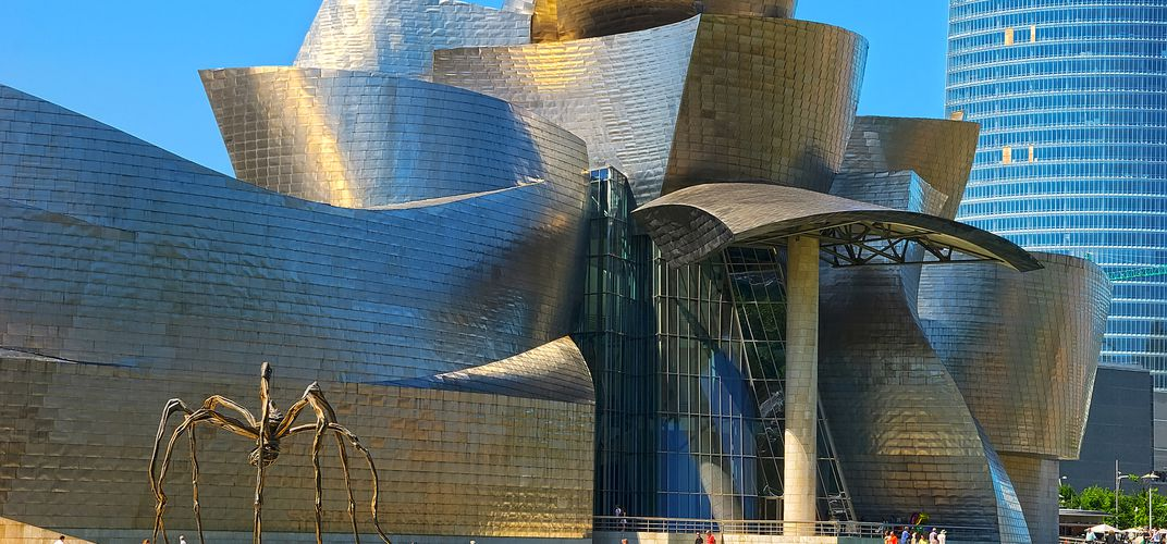 The Guggenheim Museum of Contemporary Art, Bilbao