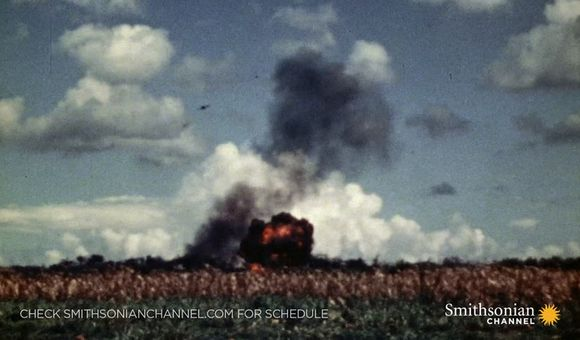 Preview thumbnail for video'How napalm bombs intensified U.S. attacks during World War II