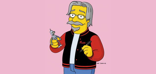 Matt Groening Reveals The Location Of The Real Springfield Arts Culture Smithsonian Magazine