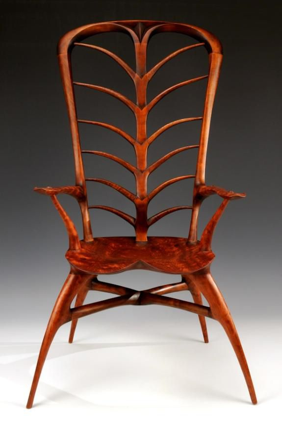 Spider legs and lumbar spines modify the traditional Windsor.