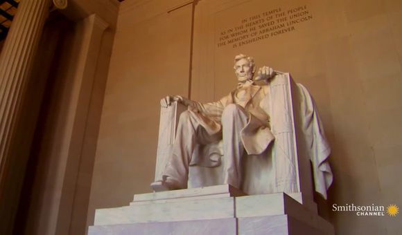 Preview thumbnail for video'The Lincoln Memorial