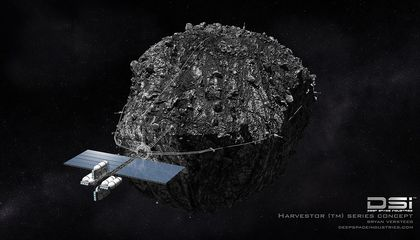 Will Luxembourg Lead the Race for Space Mining?