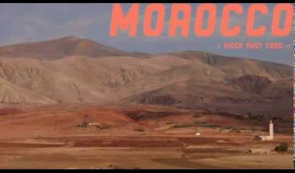 Preview thumbnail for video'Gorgeous Video Postcard from Morocco