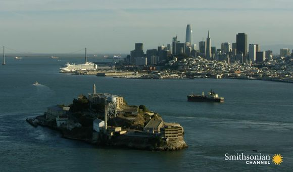 Preview thumbnail for video'How Alcatraz Has Changed Throughout History