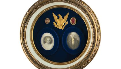 Trove of Presidential Memorabilia, From Washington's Hair to JFK's Sweater, Is Up for Sale