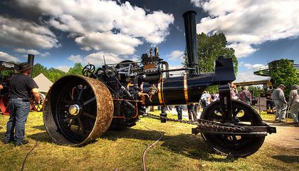 Happy 315th Birthday to the Steam Engine