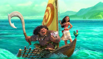 """How the Story of """"Moana"""" and Maui Holds Up Against Cultural Truths"""