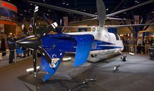 Sikorsky unveils the next big thing in helicopters.