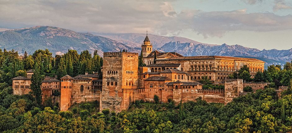 A Cruise of Spain and Portugal <p>Cruise the ancient trade routes from Barcelona to Lisbon aboard an exclusive five-star ship, traveling to the lesser-traveled ports of Palma de Mallorca and Portugal&rsquo;s Algarve region, in addition to Granada&rsquo;s dramatic Alhambra and beautiful Seville.</p>