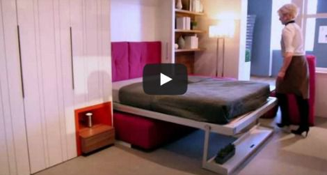 These People Are Living in a Tiny Apartment in the Middle of a ...