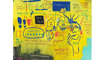 How Jean-Michel Basquiat and His Peers Made Graffiti Mainstream
