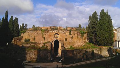 Rome Is Finally Restoring the Mausoleum of Augustus