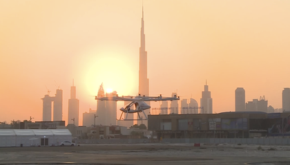 It May Take 20 Years, But Your Air Taxi Is On the Way