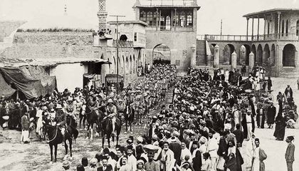 The Disintegration of the Iraqi State Has Its Roots in World War I