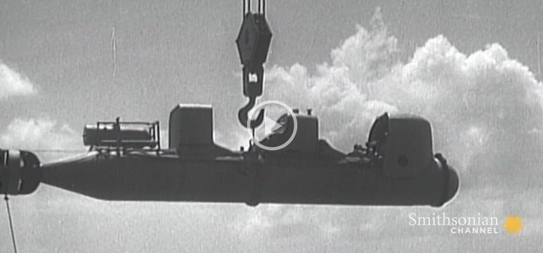 Caption: How Italy Used Human Torpedoes to Attack British Ships