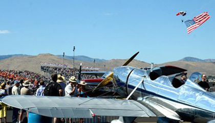 The Resilience of Air Race Fans